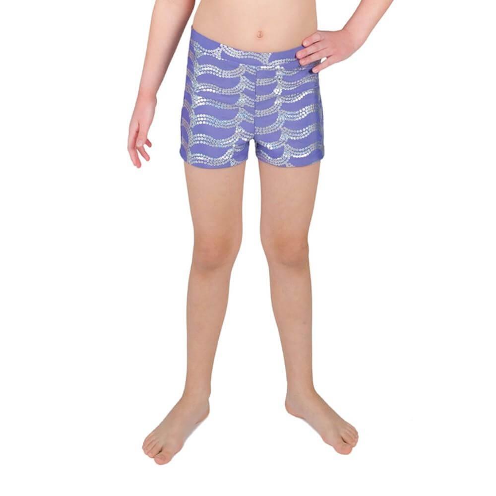 Danskin Child Sparkle Gymnastics Short