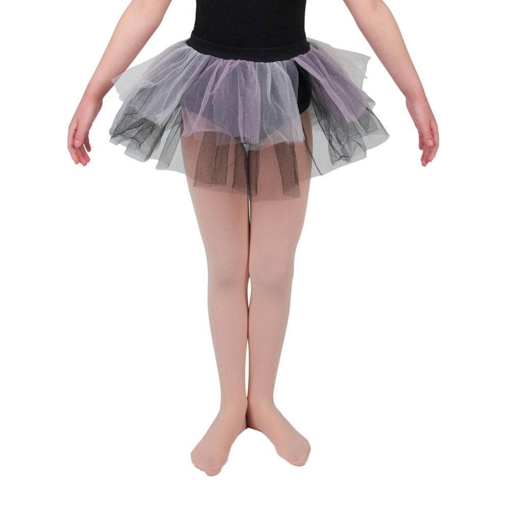Danskin Child Colorblock tulle tutu