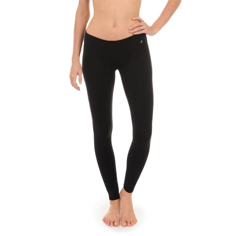 Danskin Women Asana Low Rise Body Fit Ankle Legging