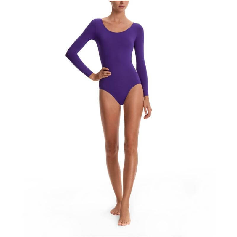 Danskin Women Team Cheer Long Sleeve Leotard