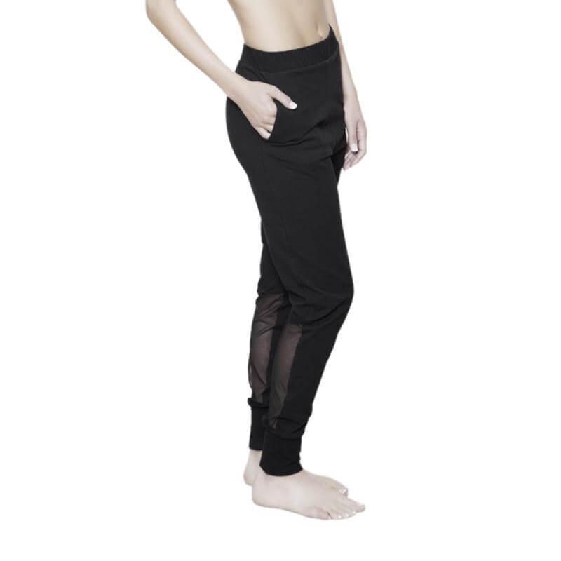 Espalier Mesh Panel Track Pants
