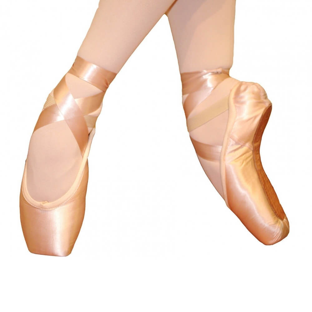 Fuzi Pre-Arch Hard Shank Pointe Shoes