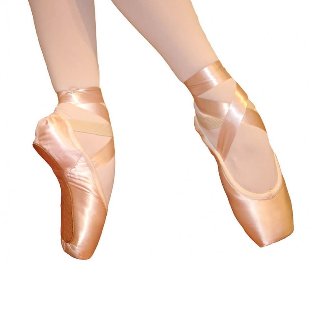 6bfea2ddd171 Fuzi Pre-Arch Soft Shank Pointe Shoes