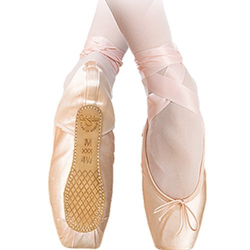 Grishko Adult Nova Pointe Shoes With Hard Shank