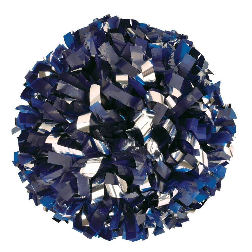 Getz Adult Flash Plastic with Metallic Poms - Click Image to Close