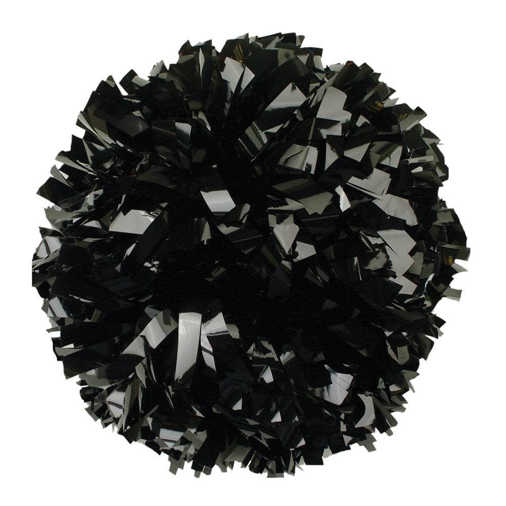 Getz Adult Solid Color Metallic Poms