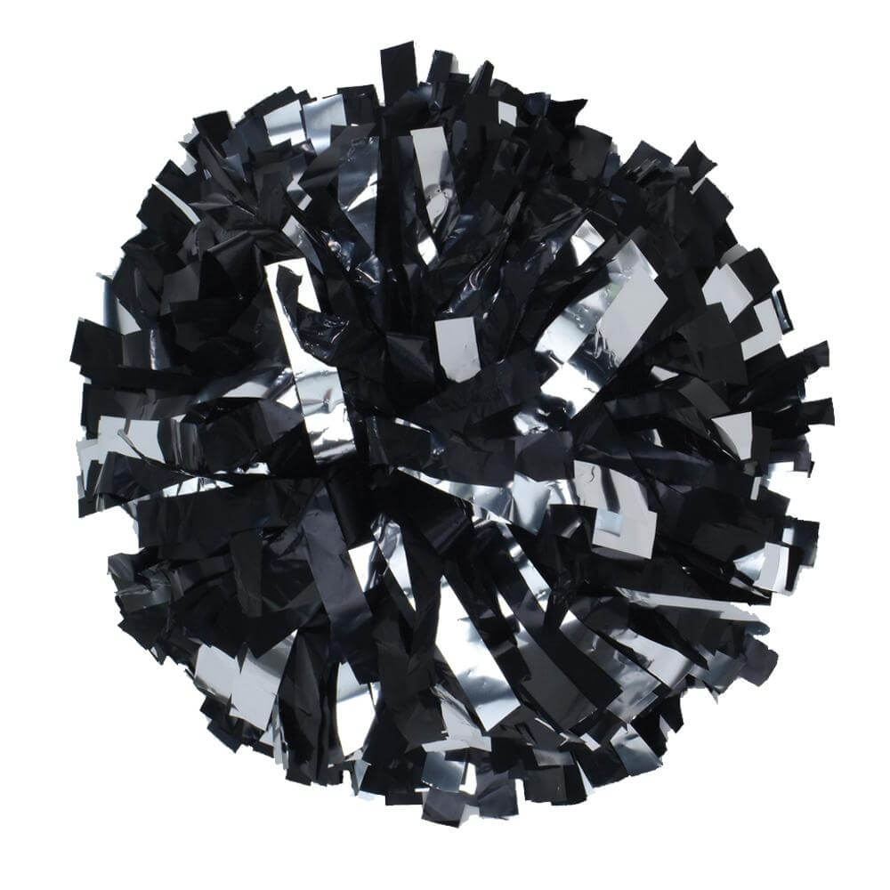 Getz 2 Color Metallic Mix Poms
