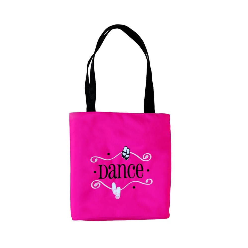 Horizon Dance Geared To Dance Tote