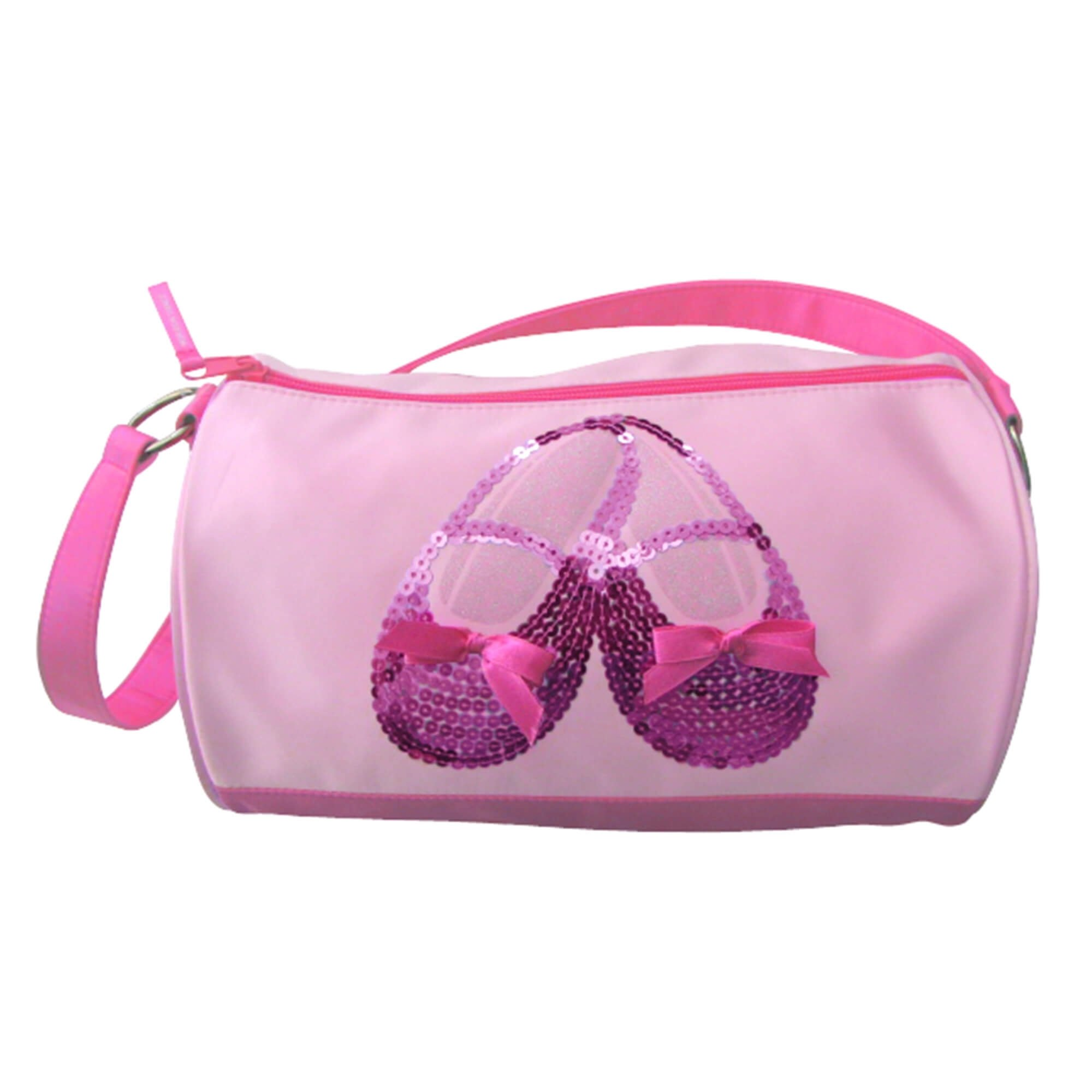 Horizon Dance Satin & Sequins Ballet Shoes Duffel