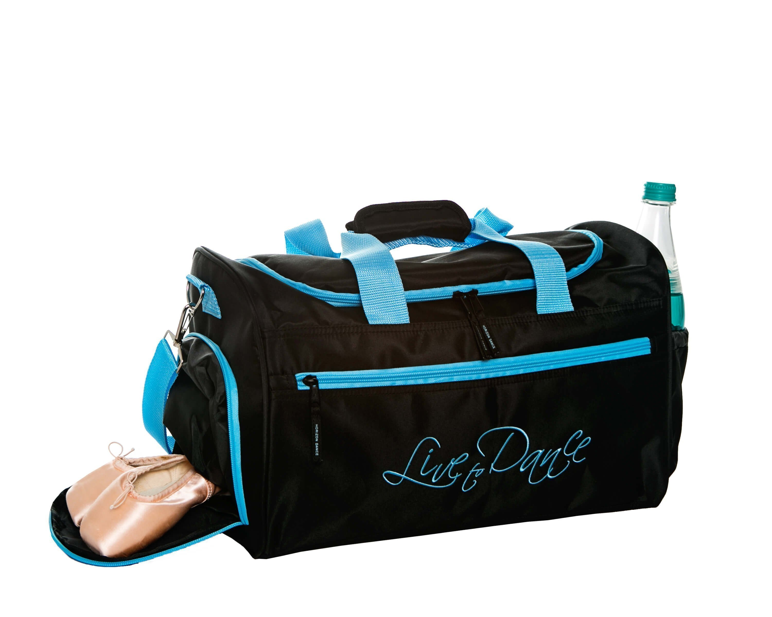 Horizon Dance Live To Dance Gear Duffel - Blue