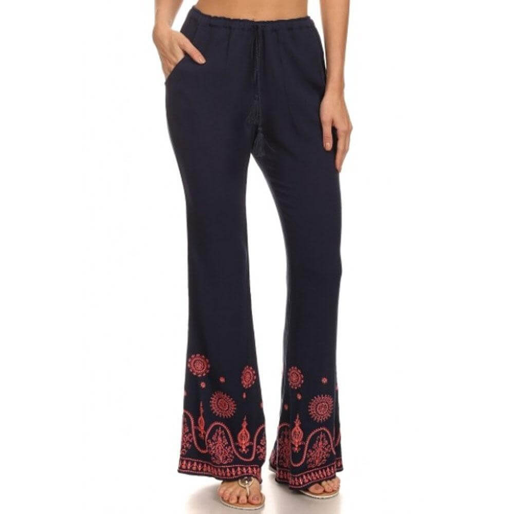 Iris Fit Flared Pants
