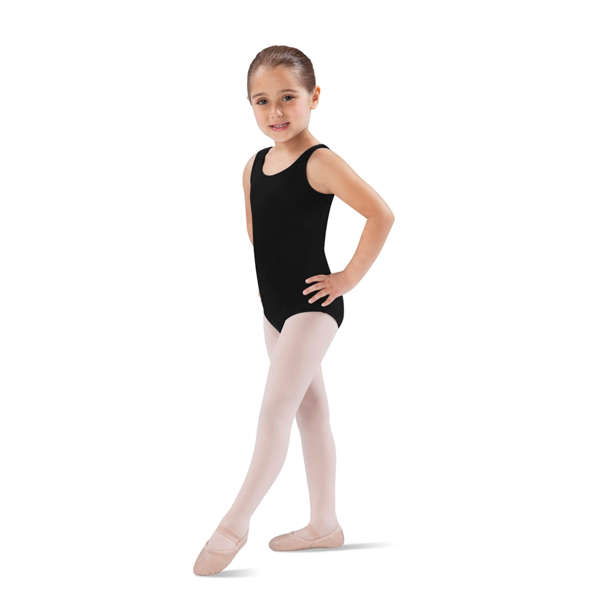 Leo's Children's Basic Tank Leotard