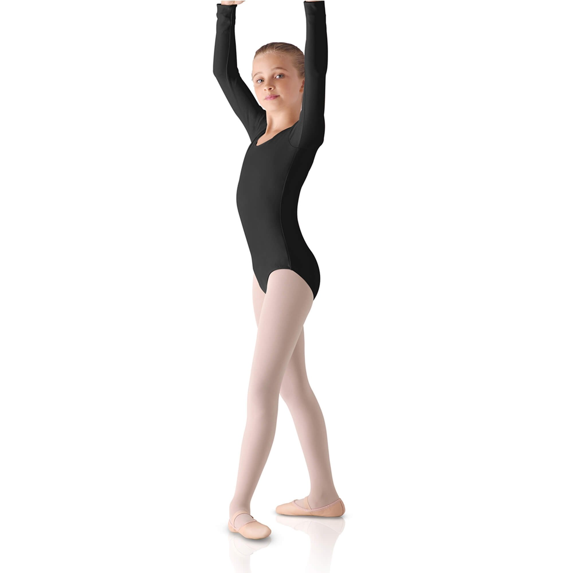 Leo's Children's Long Sleeve Leotard
