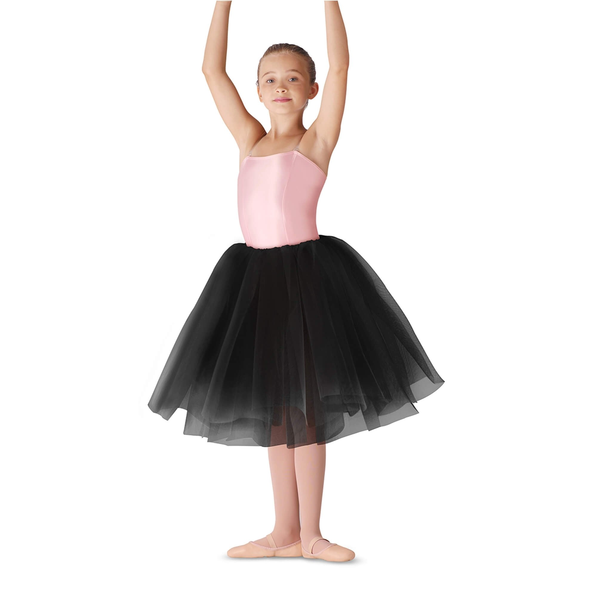 Leo's Children's Soft Tulle Juliet Skirt
