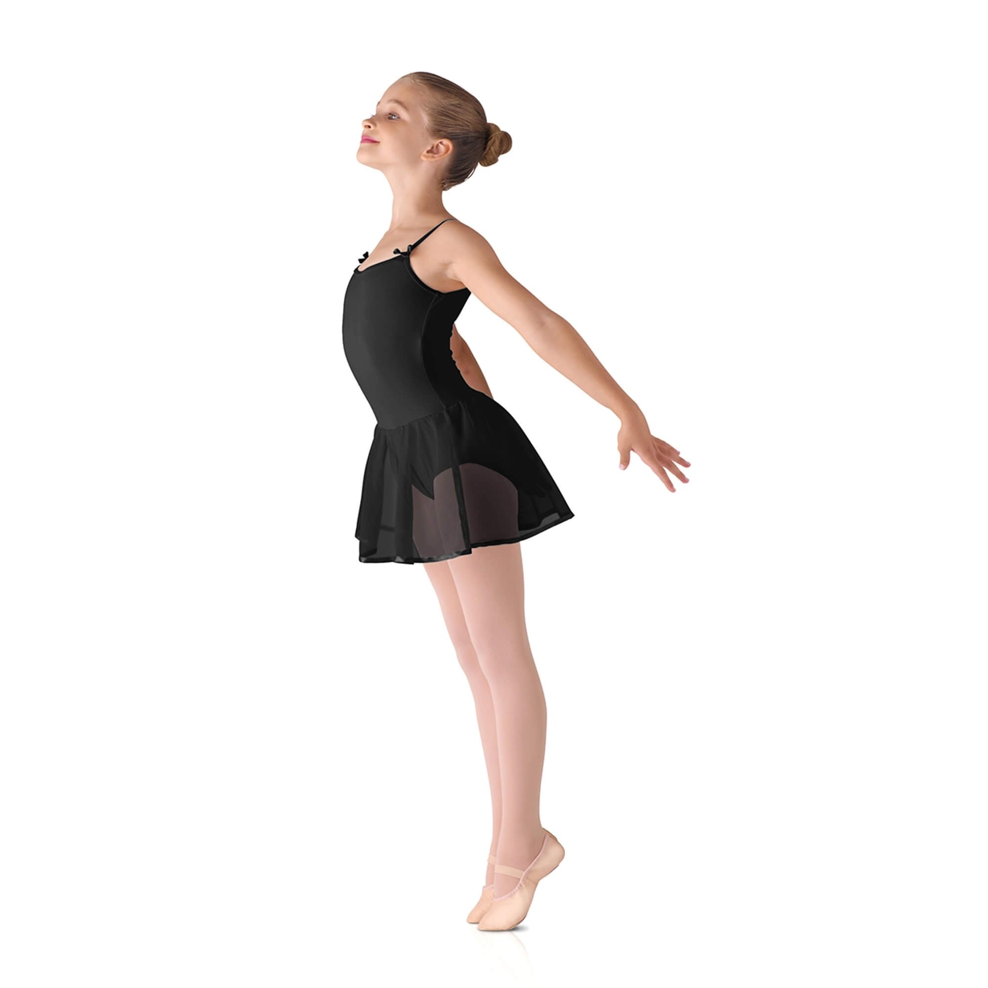 Leo's Child Camisole Skirted Leotard