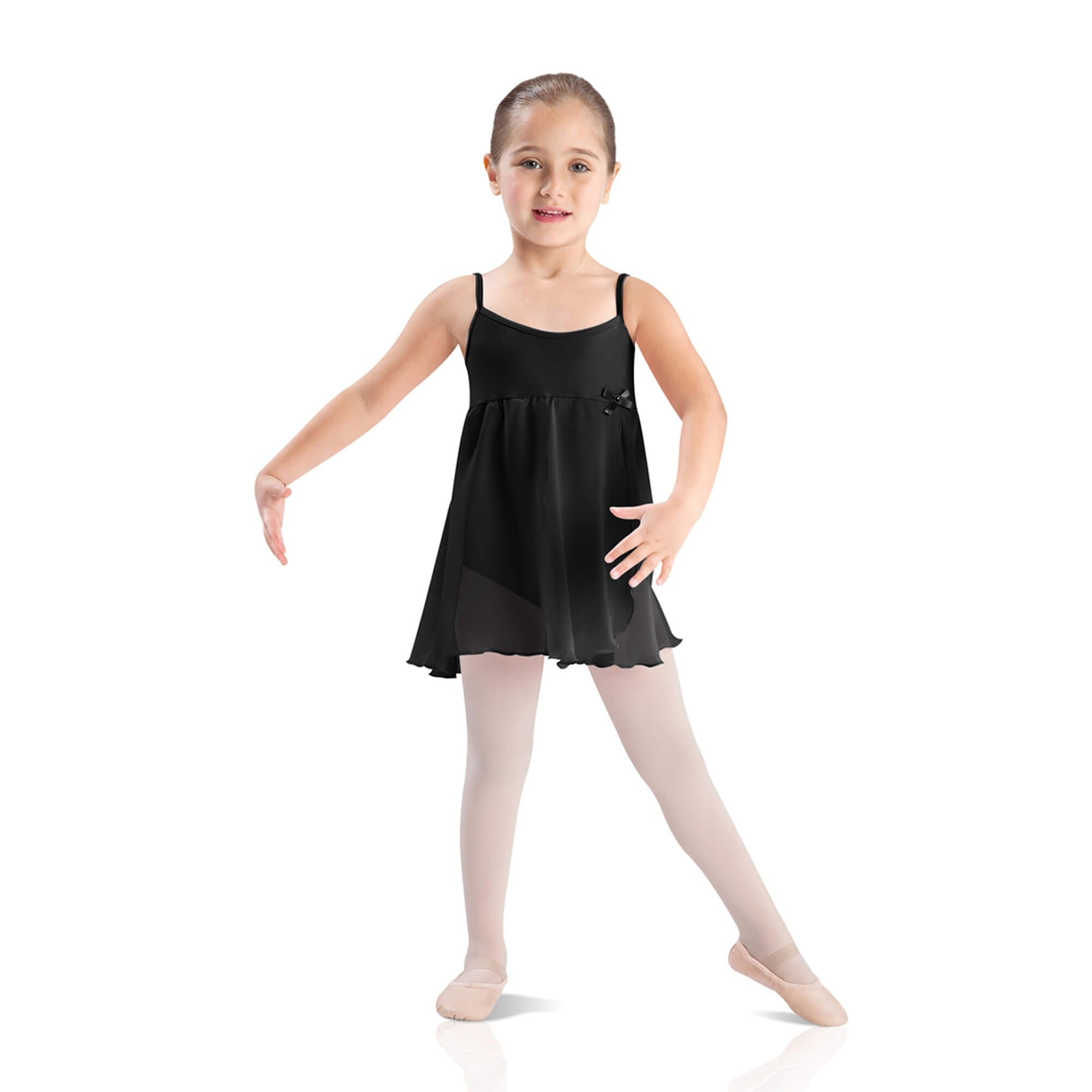 Leo's Children's Camisole Dress Leotard