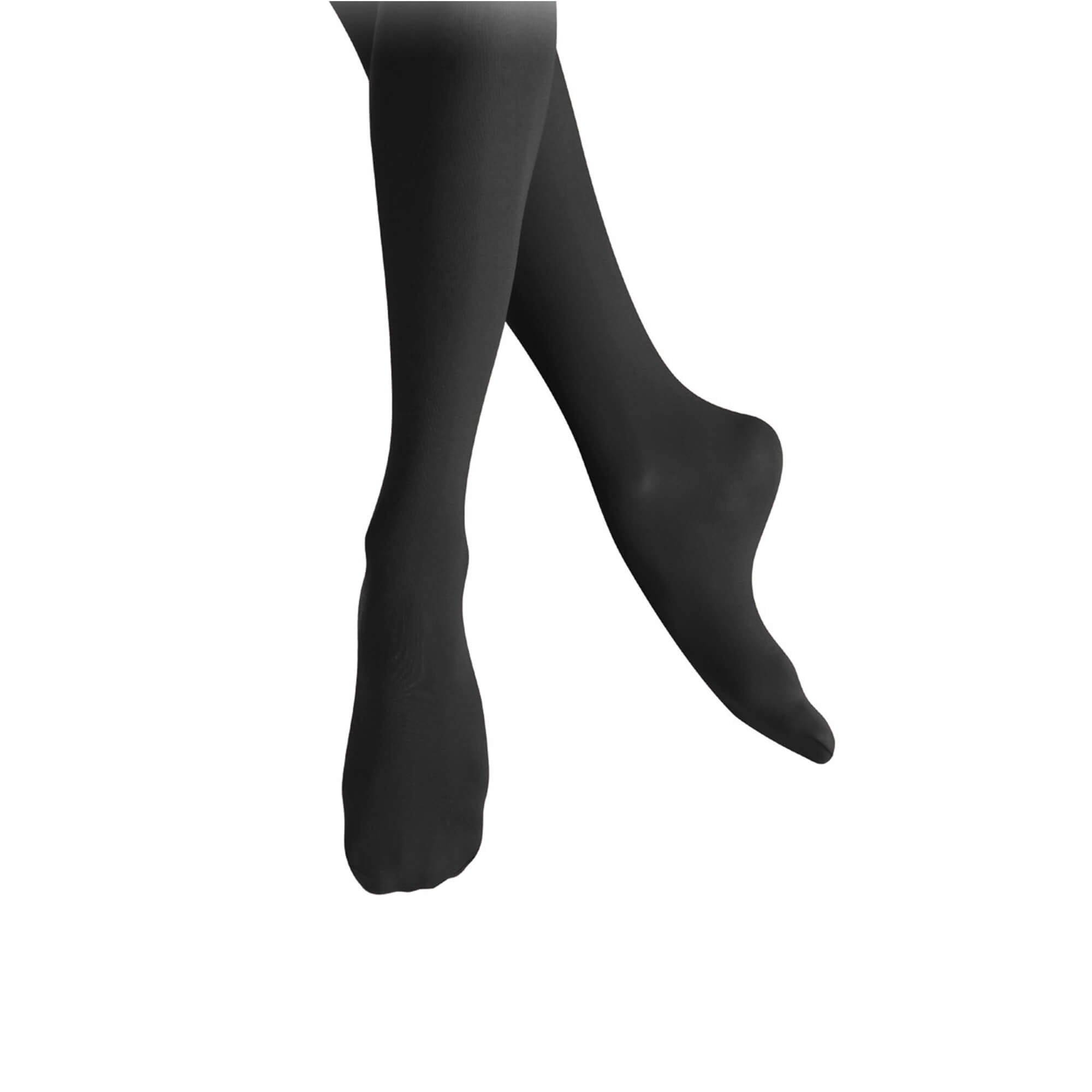 Leo's Ladies Firm Fit Convertible Supplex Tights