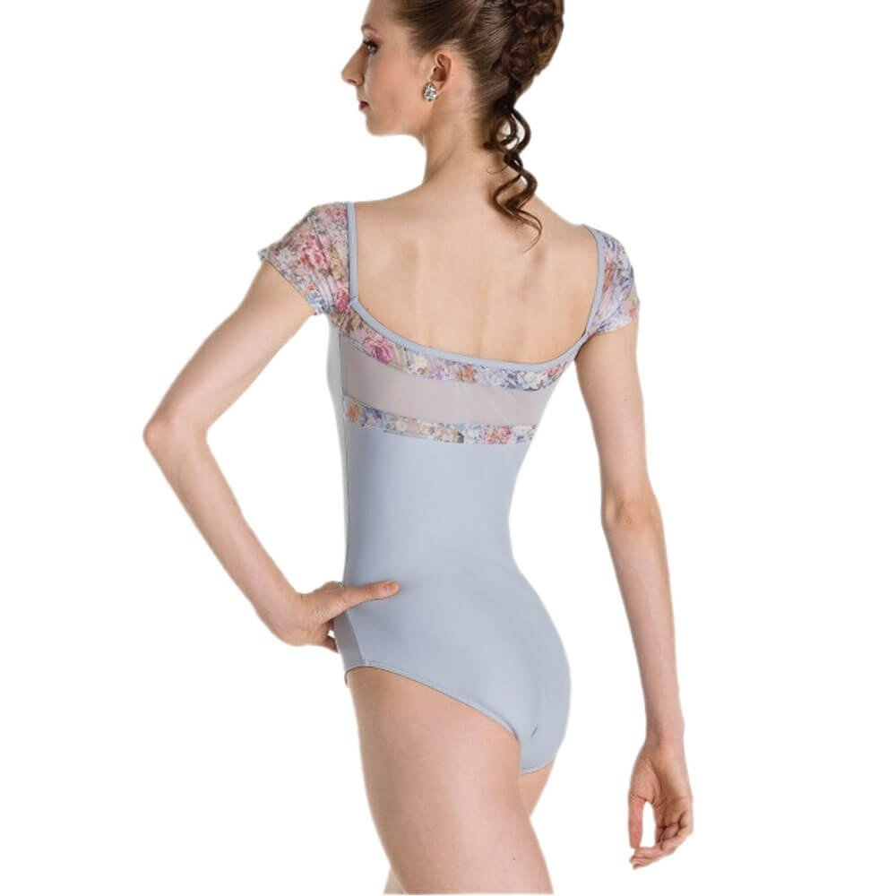 Wearmoi ERELL Ethereal Cap Sleeve Leotard