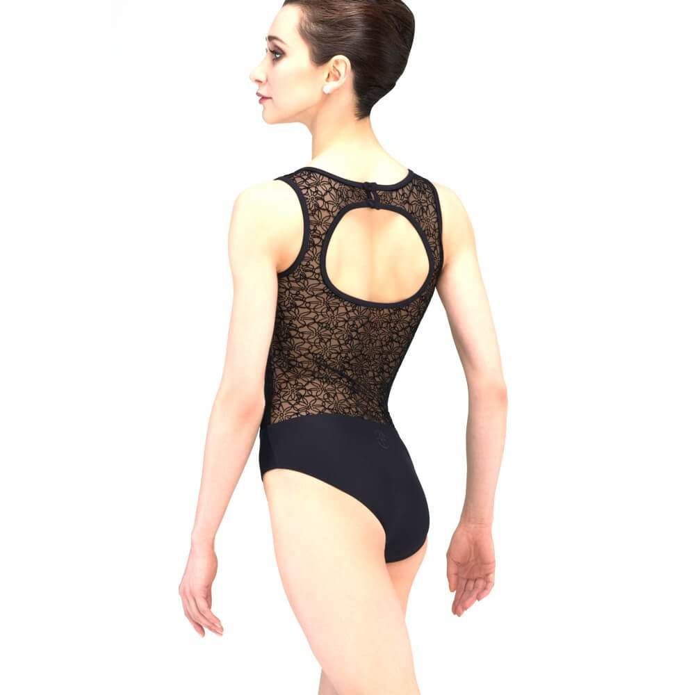Wearmoi REGLISSE Open Back Leotard