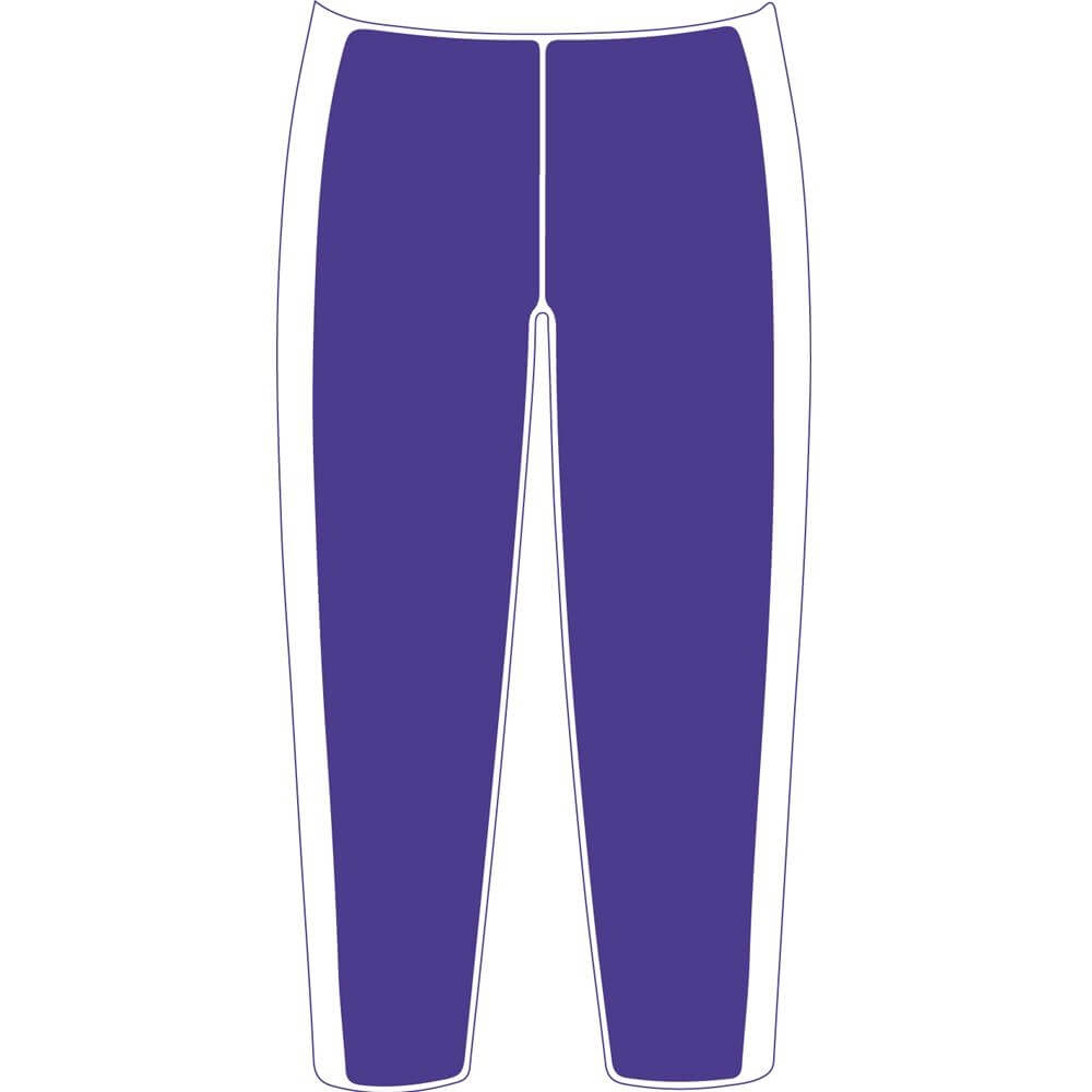 Motionwear Practice Wear All Star Capri Leggings - Click Image to Close