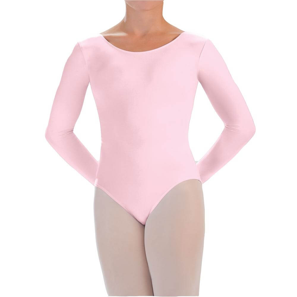 Motionwear Long Sleeve Leotard