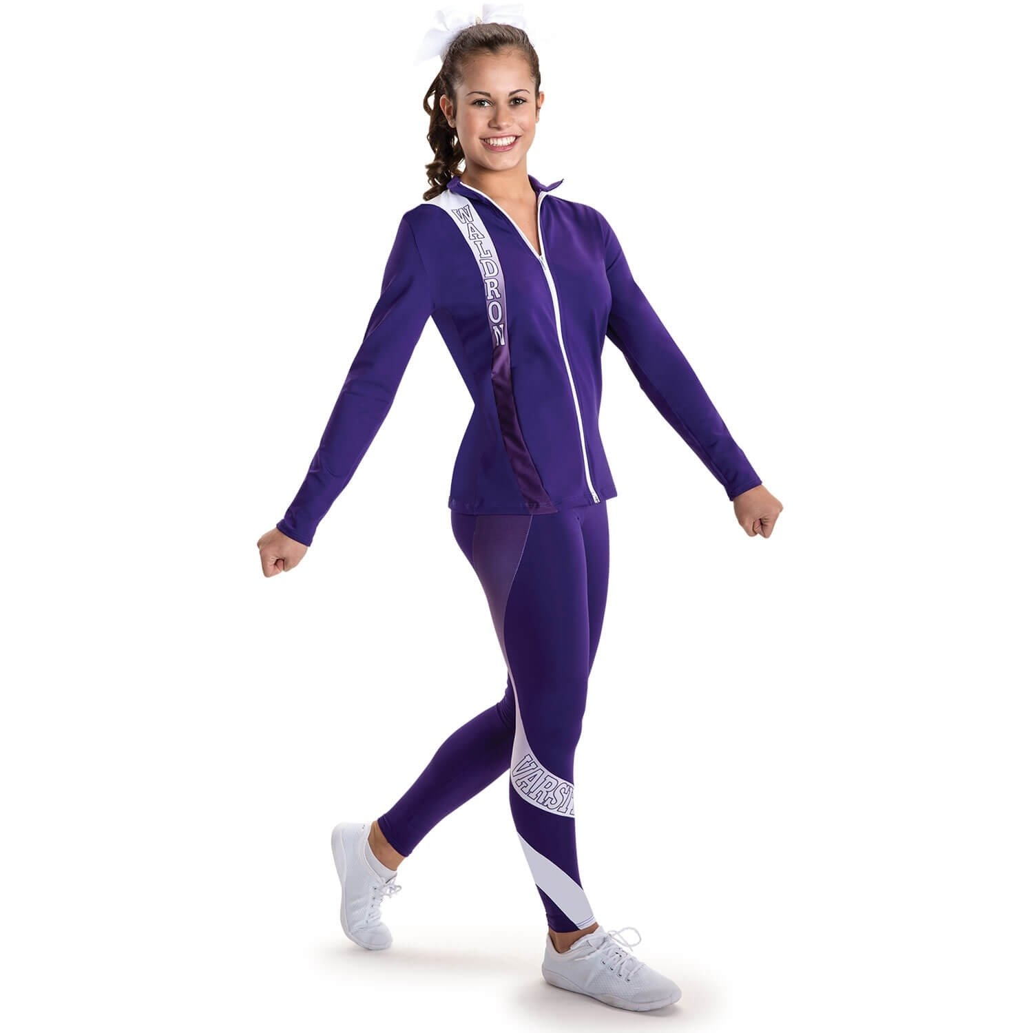 Motionwear Warm-Up Stretch Jacket
