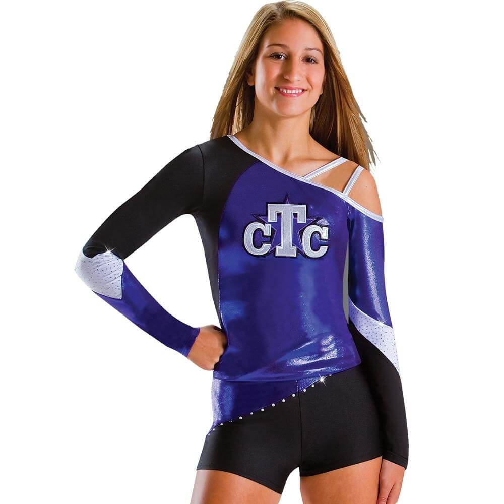 Motionwear All Star One Shoulder Top  sc 1 st  Danzia & Cheer All Star: cheer shoes cheerleader costume cheerleading ...
