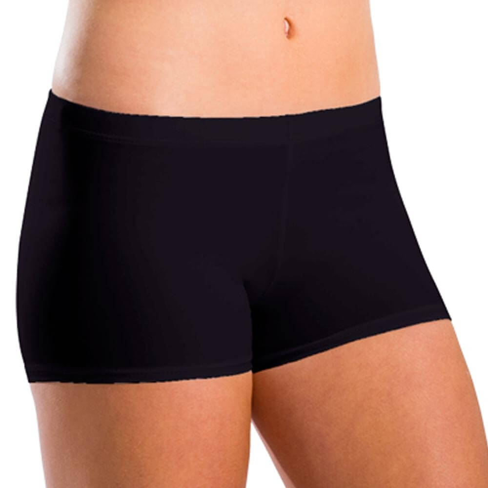 Motionwear Low Rise Boy Cut Cheer Shorts