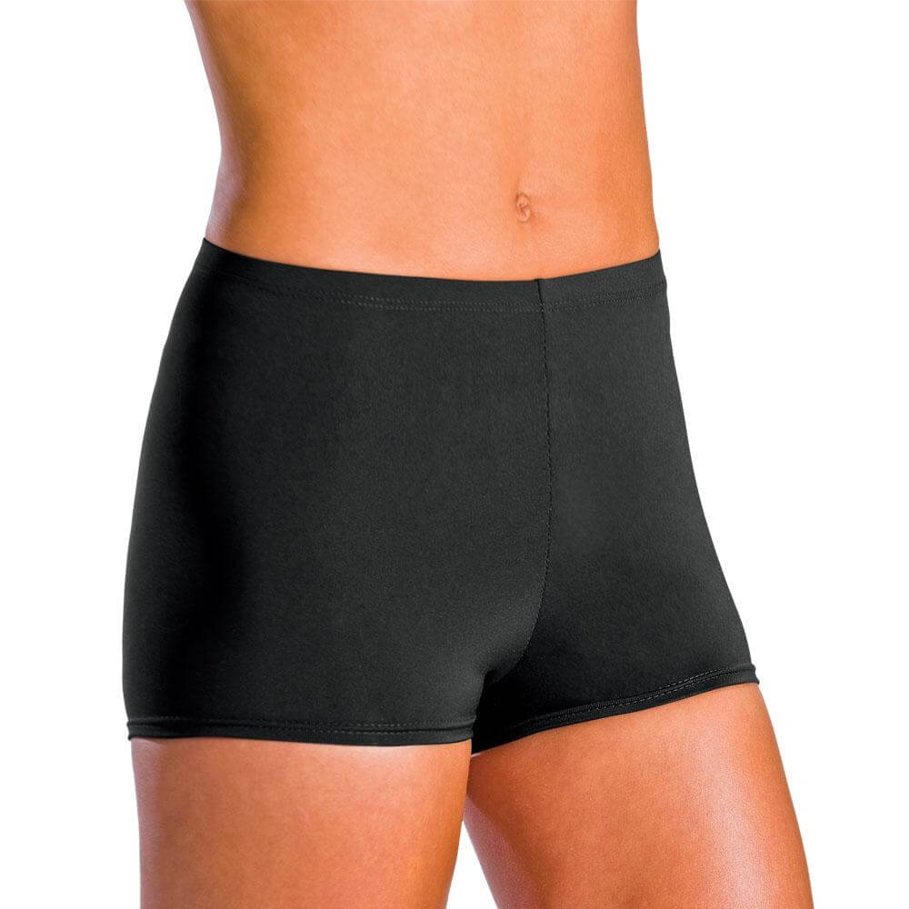 Motionwear Cheer Boy Cut Shorts