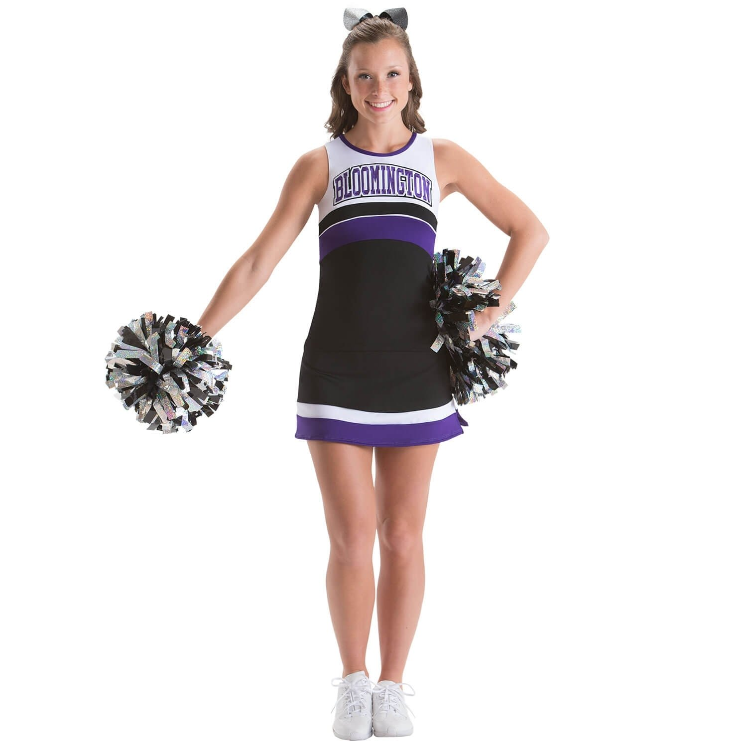 Motionwear Cheerleading Uniforms Stretch Top