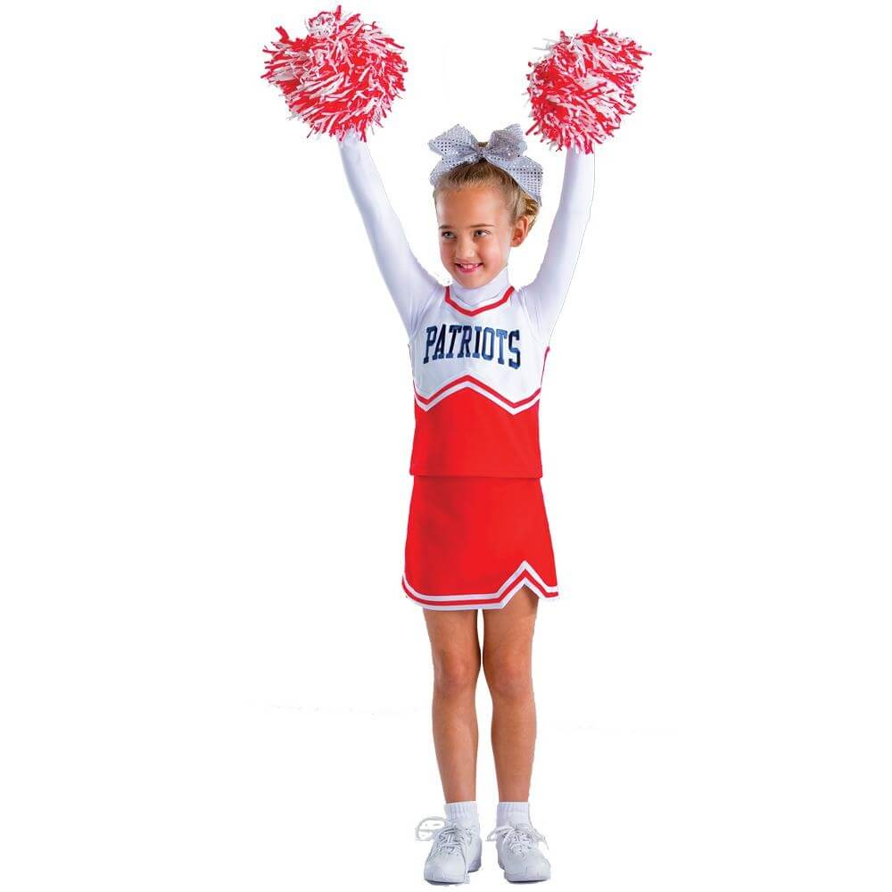 388d36ab706b4 Cheer Custom Uniforms Sets  girls cheerleader costume