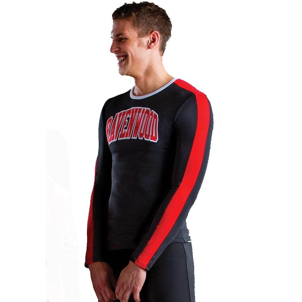 Motionwear Men's Cheer Stretch Top