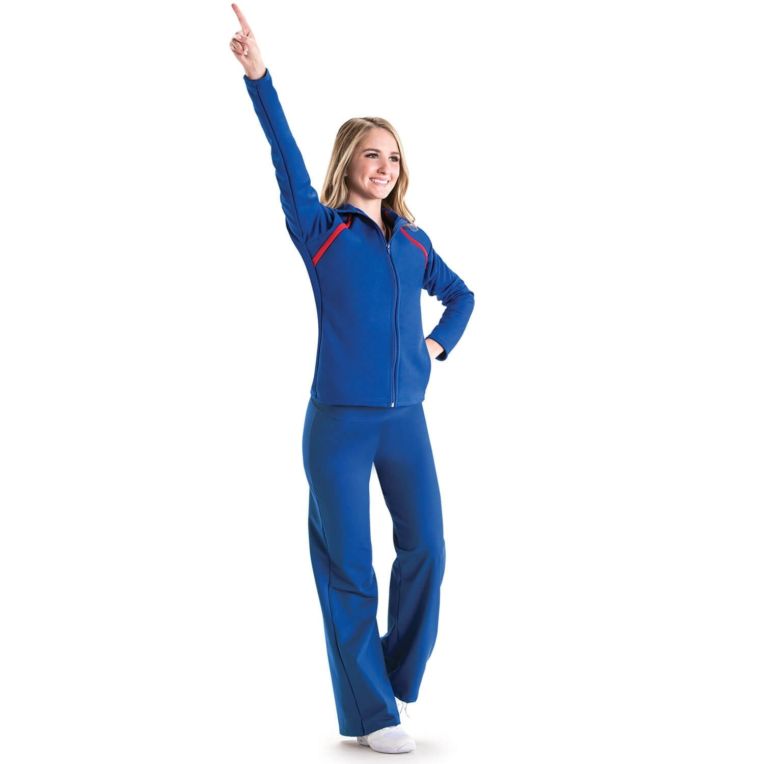 Motionwear Cheerleading Warm-Up Jacket