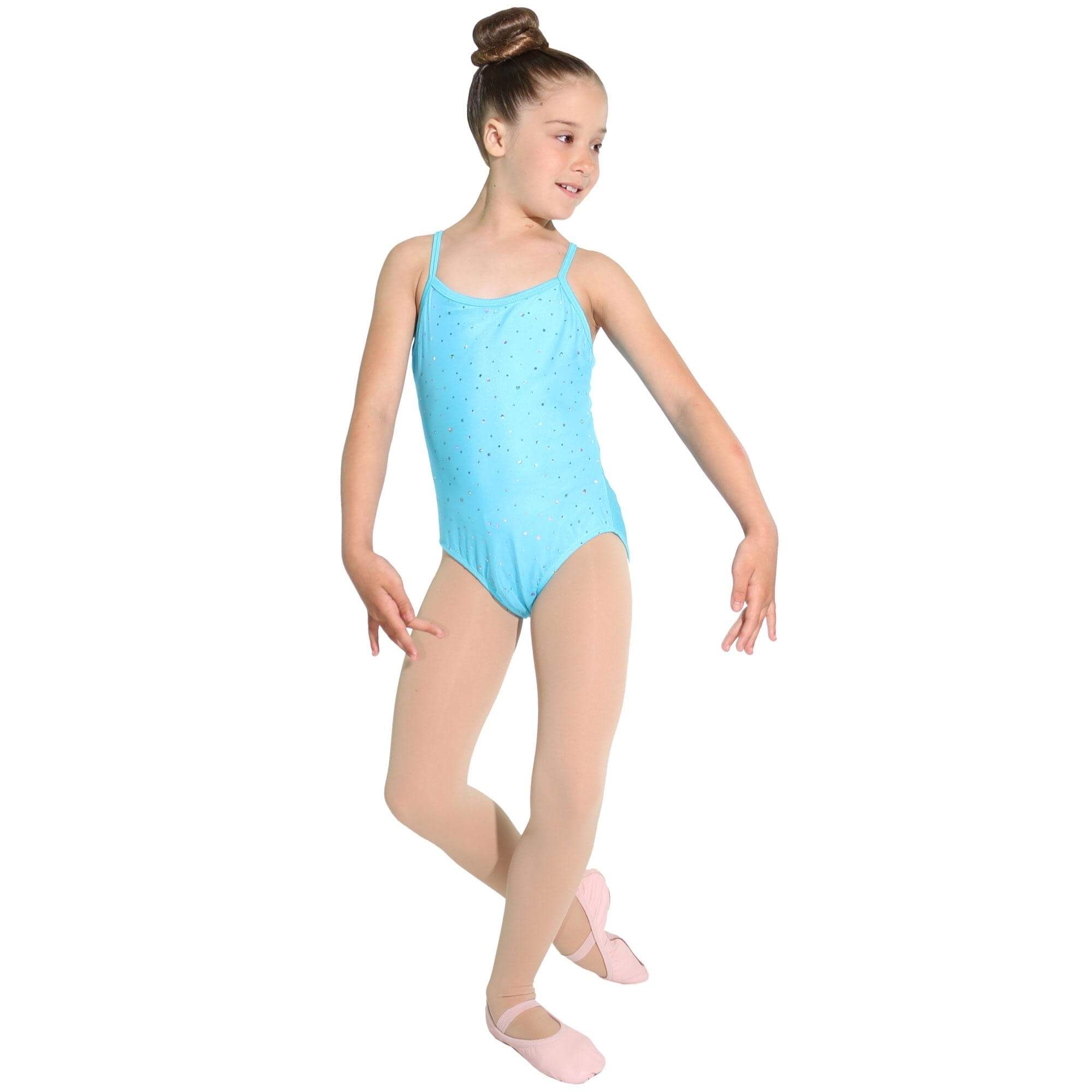 Reflectionz Sparkle Leotard - Click Image to Close