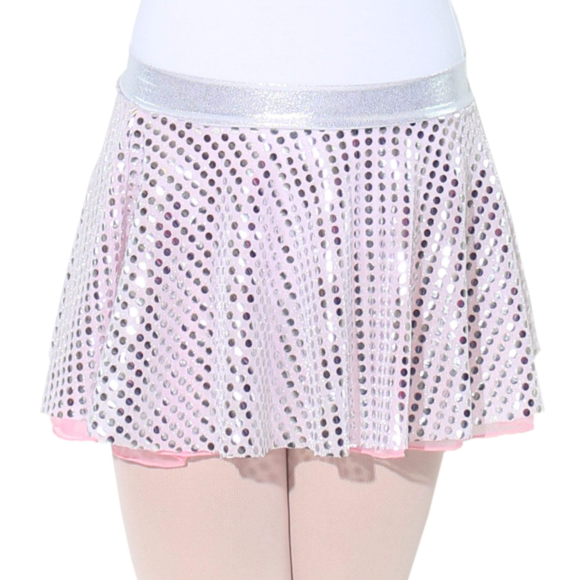 Reflectionz Metallic Skirt