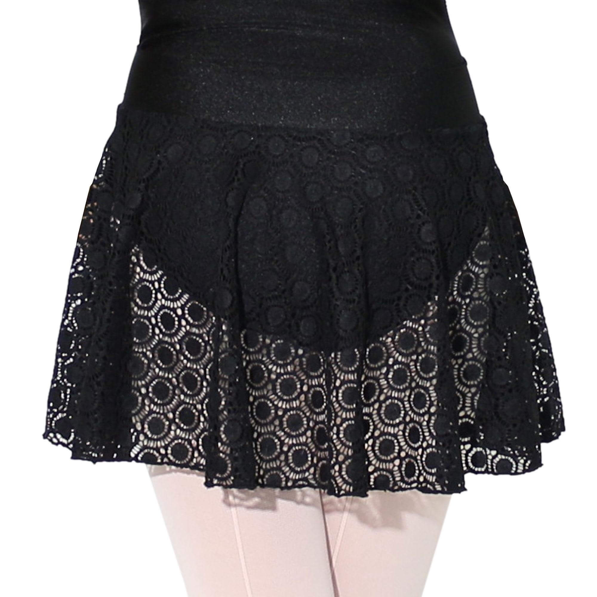 Reflectionz Crochet Skirt - Click Image to Close