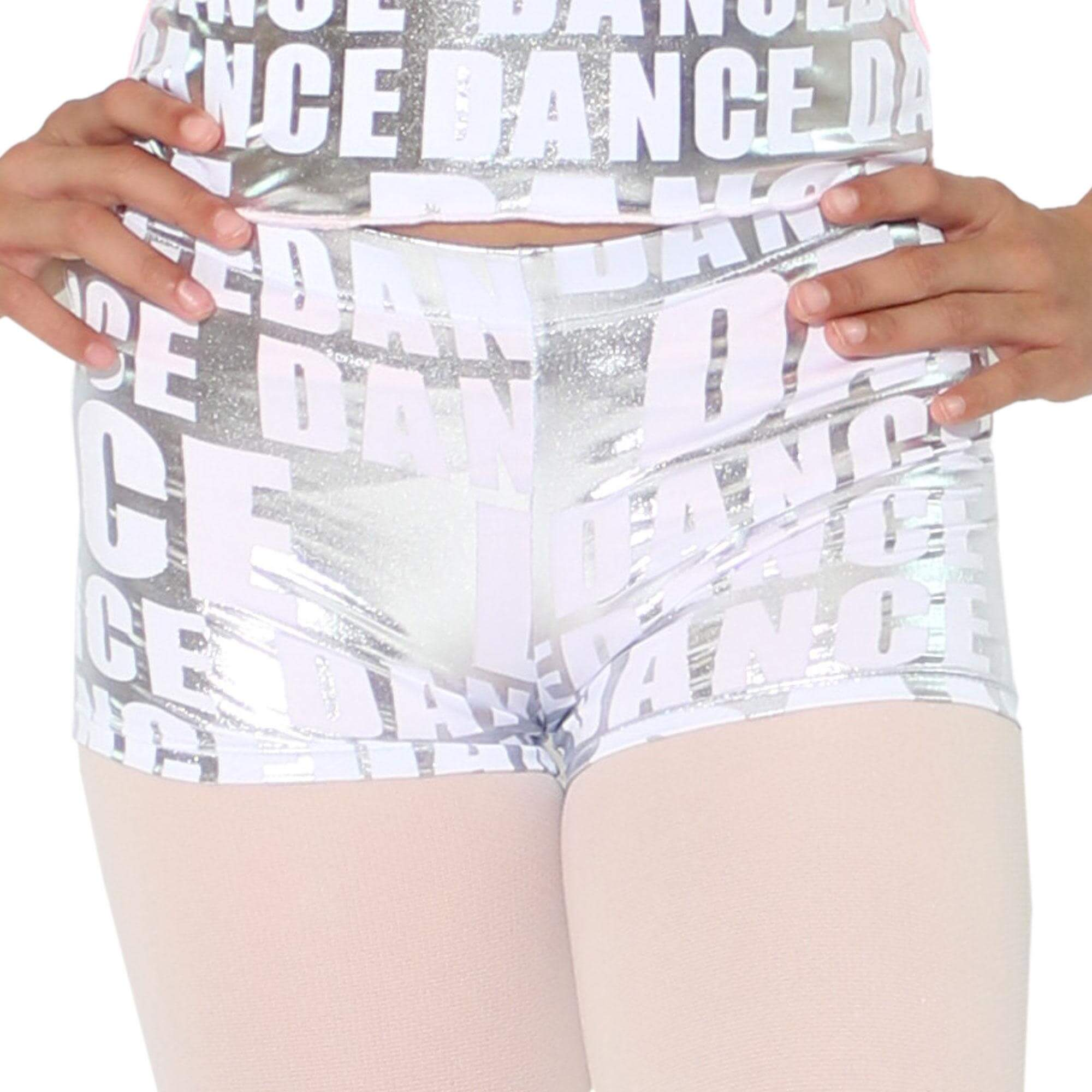 Reflectionz All Dance Shorts