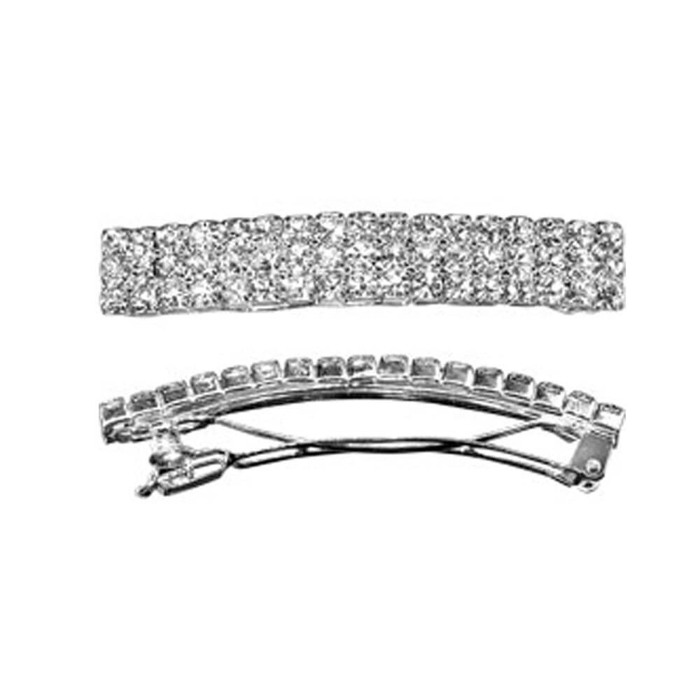 "Starlight 3.25"" French Clip Barrette"
