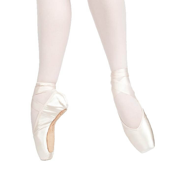 Russian Pointe Encore V-Cut Pointe Shoe