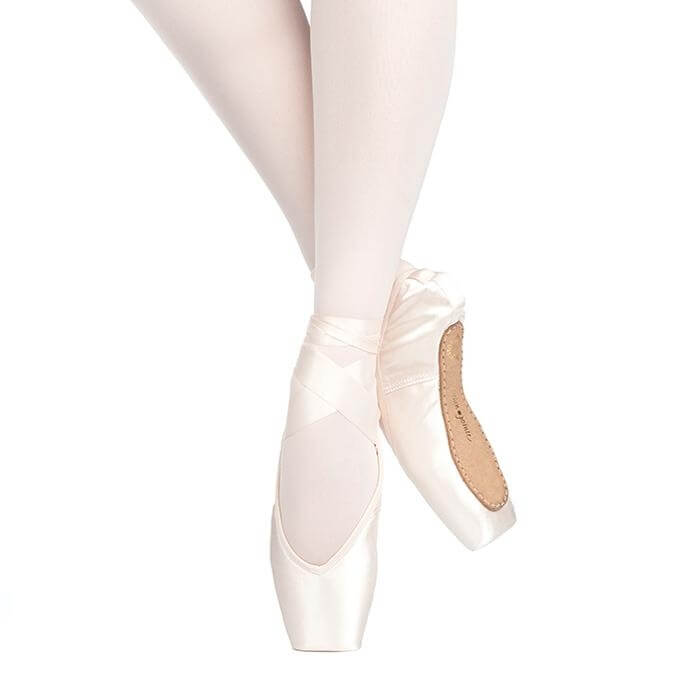 Russian Pointe Rubin V-Cut Pointe Shoe
