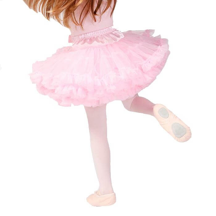 Russian Pointe Andante Children's Slippers