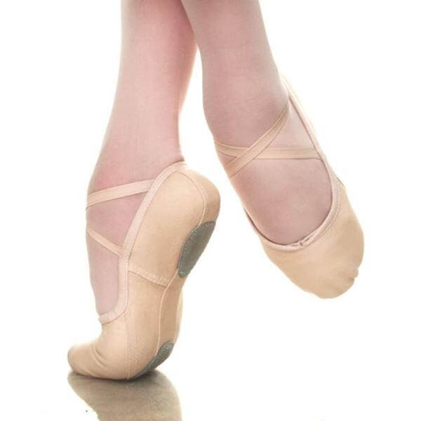 Russian Pointe Nouveau Ladies Slippers