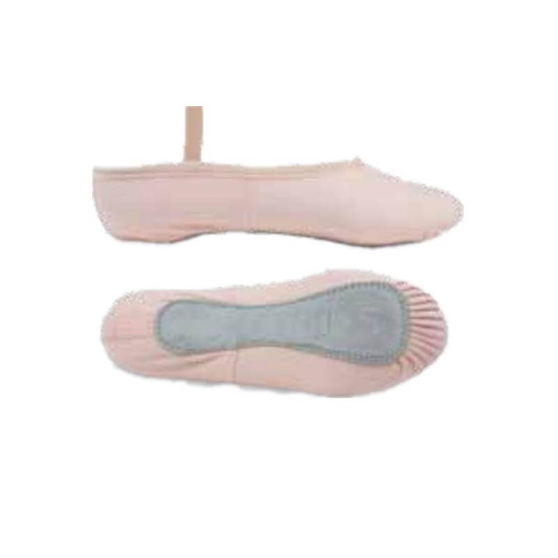 "Sansha ""Star\"" #14C Child/Youth Canvas Ballet Slipper"