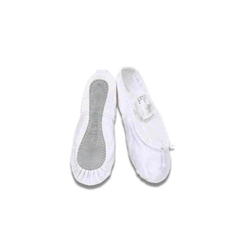 "Sansha ""Star\"" Child/Youth Satin Ballet Slipper"