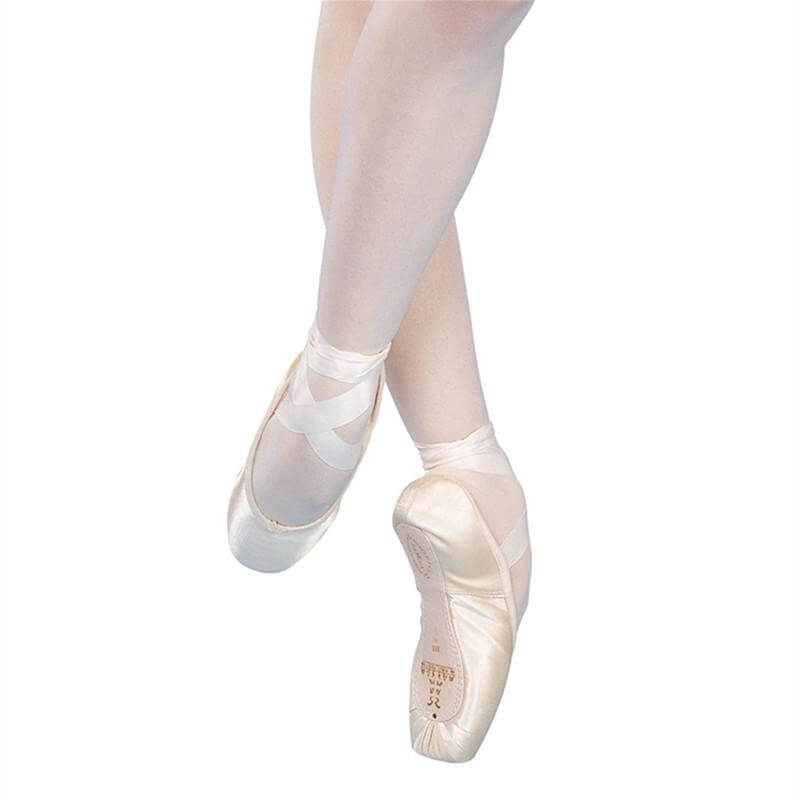 "Sansha Satin ""Recital\"" Pointe Shoes"