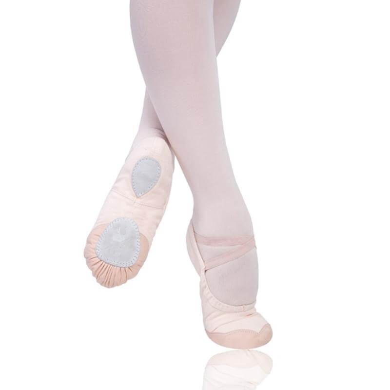"""Sansha \""""Bravo\"""" #37C Ballet Slipper"""