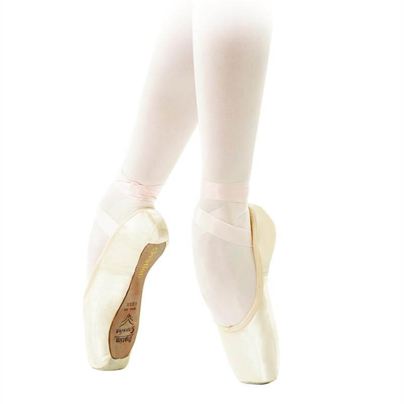"Sansha ""Ovation 3/4"" Pointe Shoes"