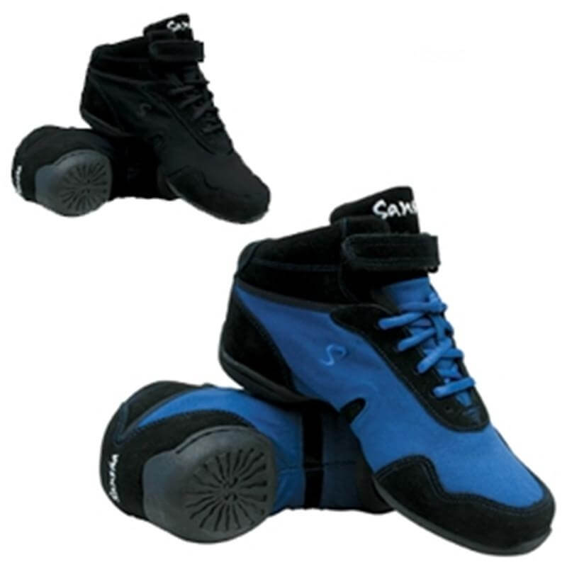 "Sansha Adult ""Boomelight"" Dance High-top Sneaker"
