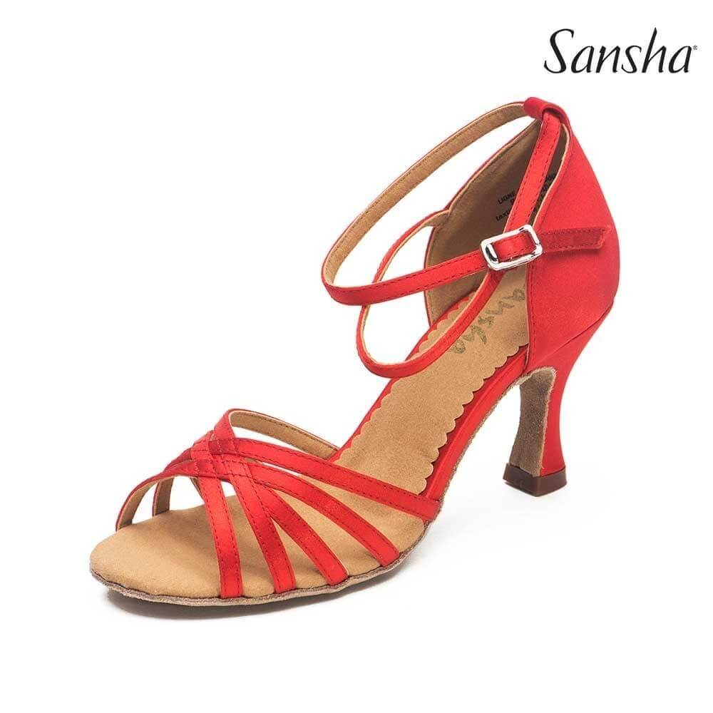 Sansha Alaia Latin Shoes