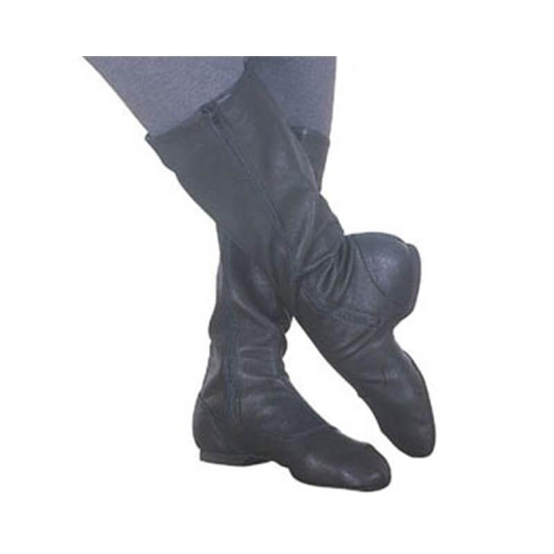 """Sansha Men """"Don Franco"""" Canvas Character Boots"""
